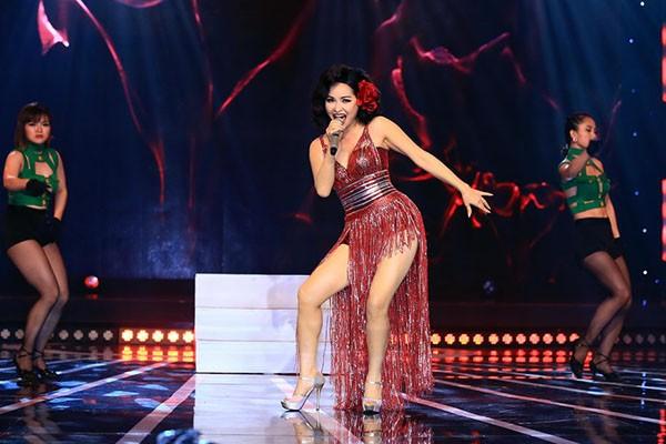 Bị đồn mua giải, Trang Nhung vẫn bị loại - ảnh 3