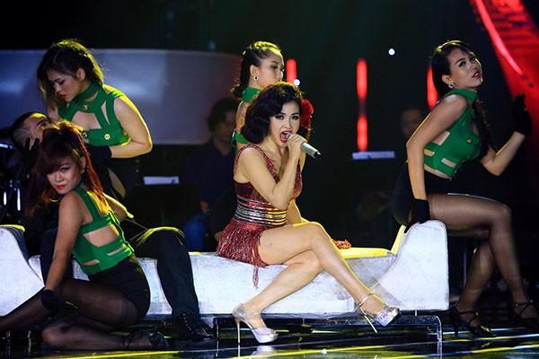 Bị đồn mua giải, Trang Nhung vẫn bị loại - ảnh 4