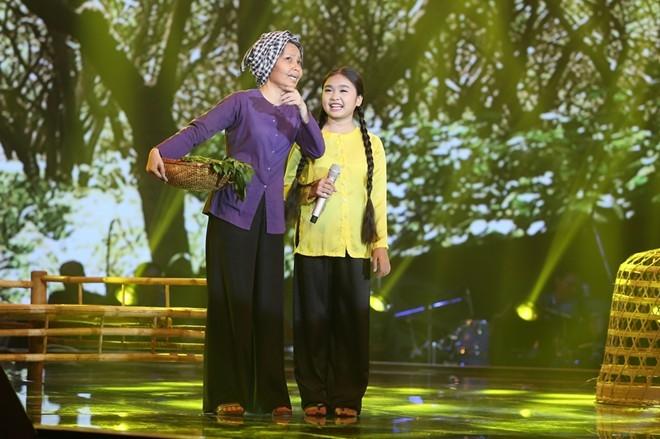 Thiện Nhân đăng quang Giọng hát Việt nhí 2014 - ảnh 7