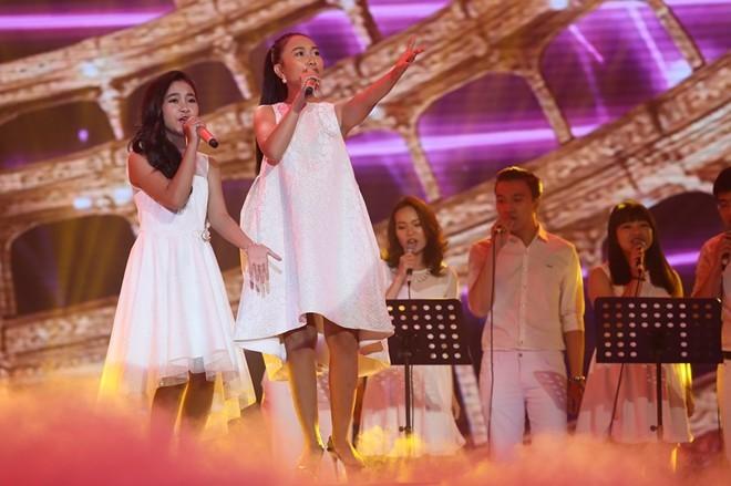 Thiện Nhân đăng quang Giọng hát Việt nhí 2014 - ảnh 2