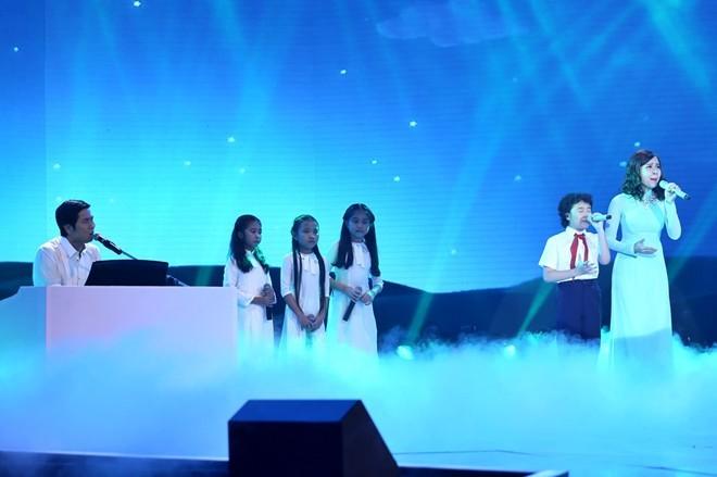 Thiện Nhân đăng quang Giọng hát Việt nhí 2014 - ảnh 8