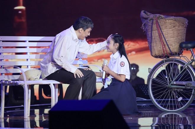 Thiện Nhân đăng quang Giọng hát Việt nhí 2014 - ảnh 6
