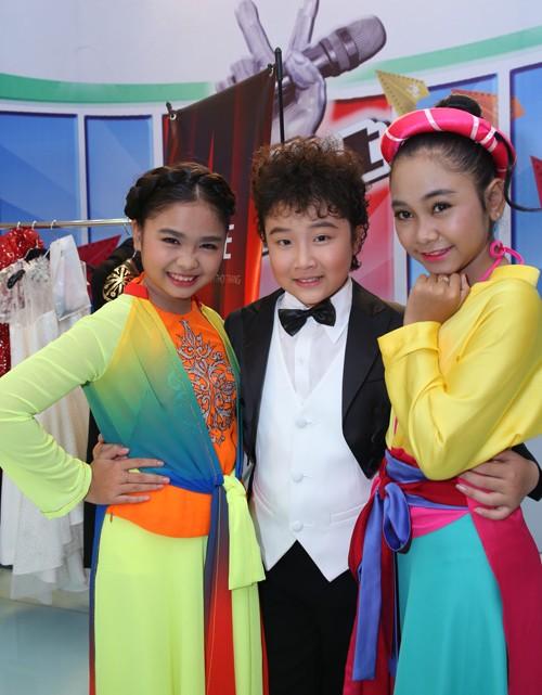 Thiện Nhân đăng quang Giọng hát Việt nhí 2014 - ảnh 11