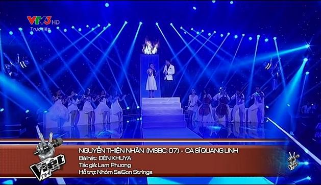 Thiện Nhân đăng quang Giọng hát Việt nhí 2014 - ảnh 5