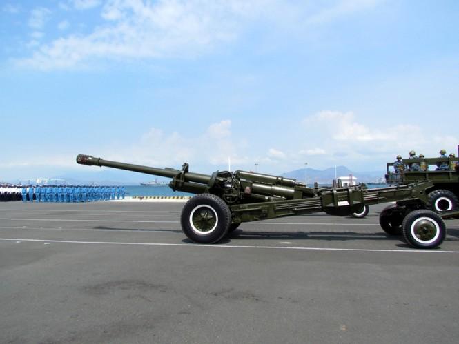 [ẢNH] Dàn vũ khí tối tân của Hải quân Việt Nam duyệt đội hình - ảnh 9