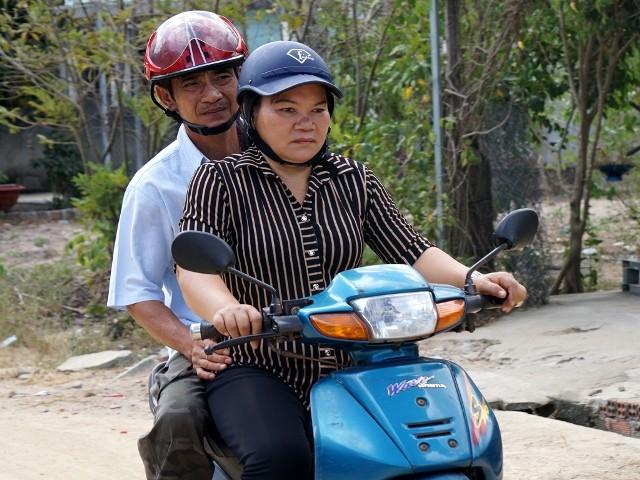 Ông Huỳnh Văn Nén bị tai nạn, chấn thương sọ não - ảnh 1