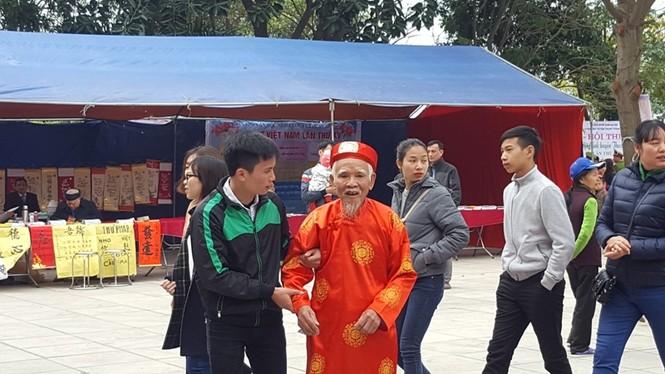 Hàng vạn người dự đám rước lễ hội Thủy tổ dân tộc - ảnh 11