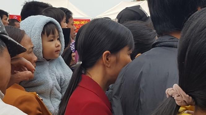 Hàng vạn người dự đám rước lễ hội Thủy tổ dân tộc - ảnh 12