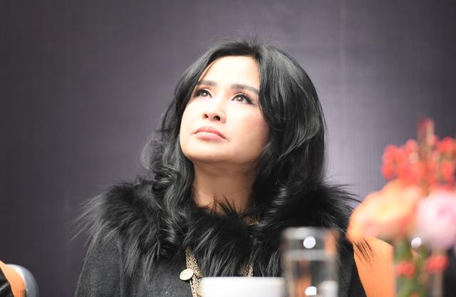 Diva Thanh Lam đã nhận lời cầu hôn của bạn trai - ảnh 2