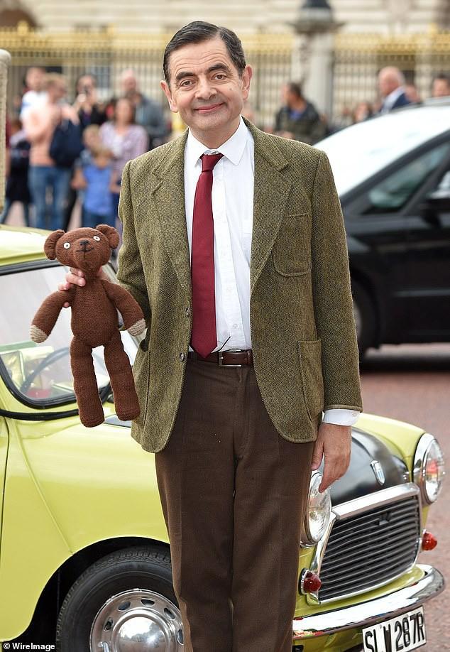 Chia sẻ bất ngờ của Mr. Bean đời thực - ảnh 1