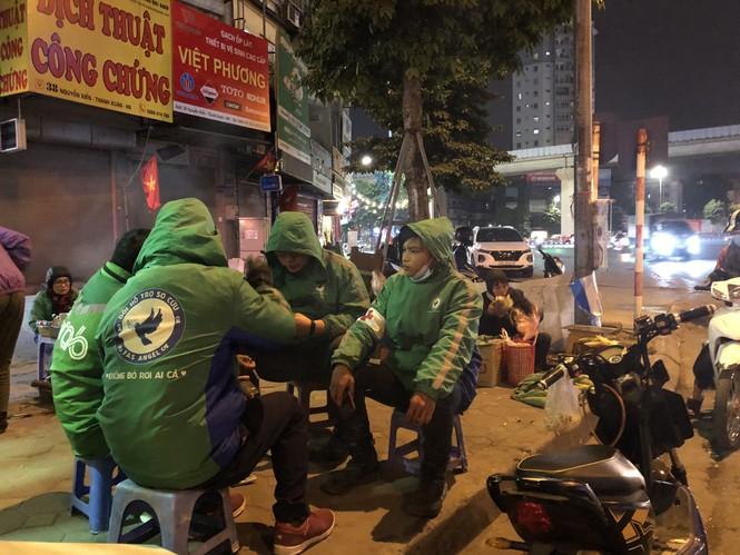 Chuyện về đội cứu hộ miễn phí xuyên đêm ở Hà Nội - ảnh 4