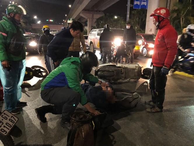 Chuyện về đội cứu hộ miễn phí xuyên đêm ở Hà Nội - ảnh 3