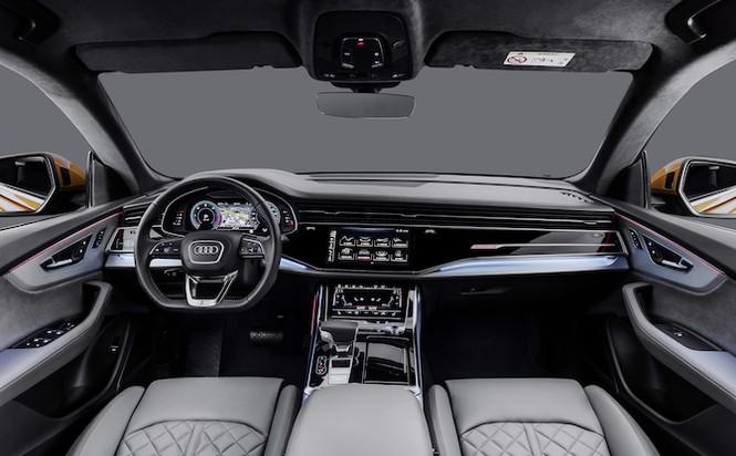 Audi Q8 2019 chính thức ra mắt, chung khung gầm với Lamborghini Urus - ảnh 3