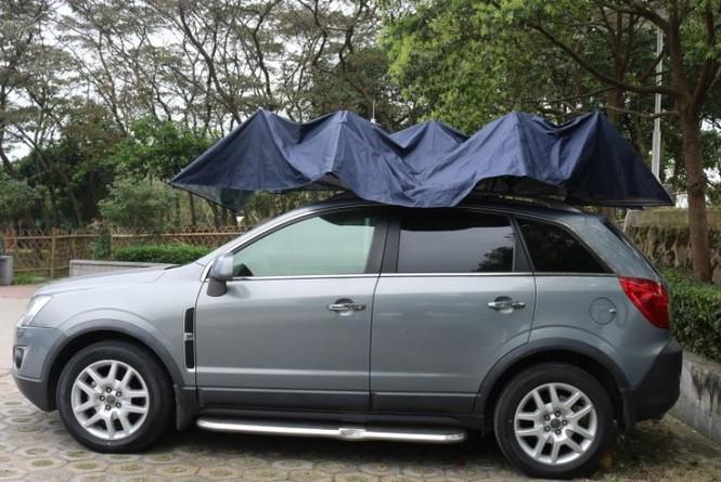 Cách chống nóng cho ôtô khi đỗ xe trong những ngày nắng nóng - ảnh 2