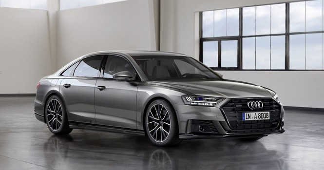 Audi sẽ 'tái sinh' xe siêu sang, đối đầu Mercedes-Maybach - ảnh 1