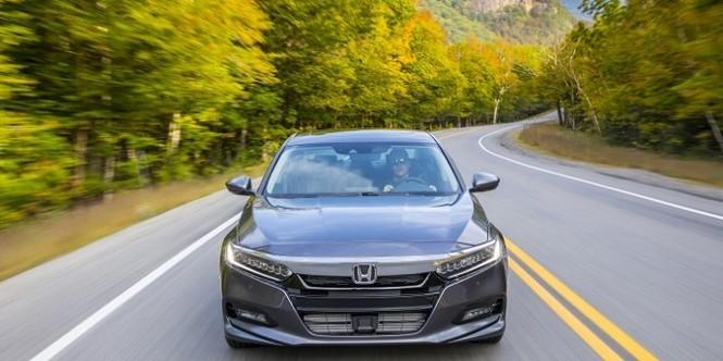 Honda triệu hồi hơn 230 nghìn xe Accord và Insight vì lỗi camera lùi - ảnh 1