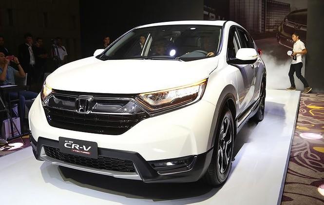 Honda CR-V tiếp tục tăng giá thêm 10 triệu ngay đầu năm - ảnh 1