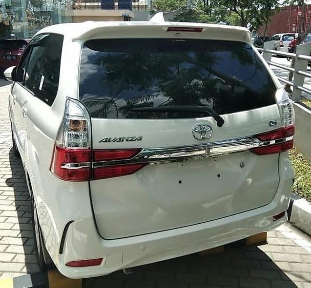 Toyota Avanza 2019 lộ diện tại Indonesia, sắp về Việt Nam? - ảnh 2