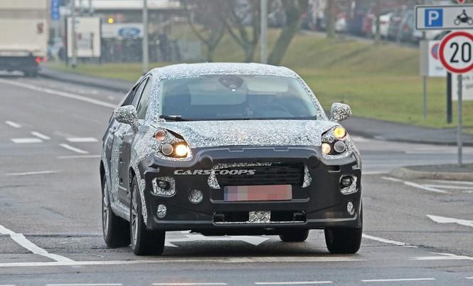 SUV cỡ nhỏ mới của Ford sẽ có tên gọi Puma? - ảnh 1