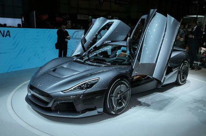 Volkswagen sắp bán thương hiệu Bugatti cho hãng xe điện Rimac? - ảnh 1