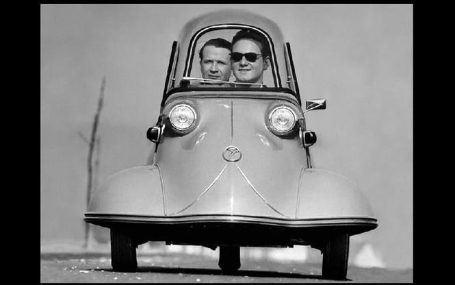 Những mẫu xe đơn giản nhất từng được sản xuất - ảnh 2