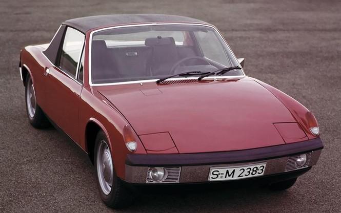 Những mẫu xe đơn giản nhất từng được sản xuất - ảnh 3