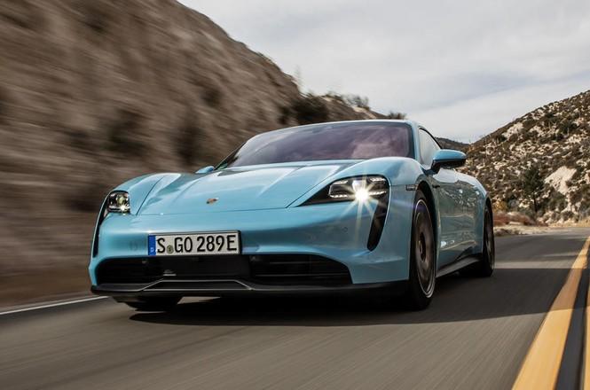 Top 10 xe điện có phạm vi hoạt động cao nhất - ảnh 10