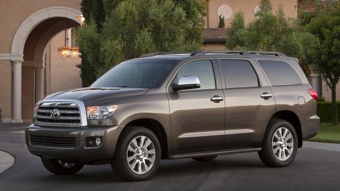 Top 10 xe được chủ nhân sử dụng nhất tại Mỹ - ảnh 10