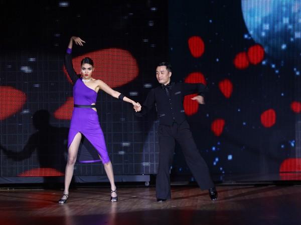 Lan Khuê sexy, 'đốt cháy' sân khấu Bước Nhảy Hoàn Vũ - ảnh 7
