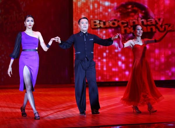 Lan Khuê sexy, 'đốt cháy' sân khấu Bước Nhảy Hoàn Vũ - ảnh 10