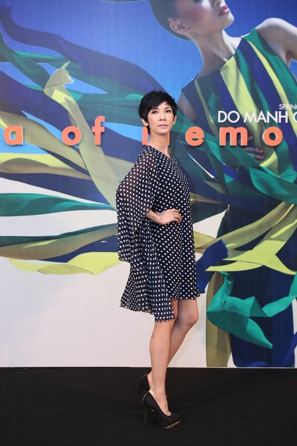 Hoa hậu Thu Thảo kiêu sa lấn át dàn mỹ nhân  - ảnh 13