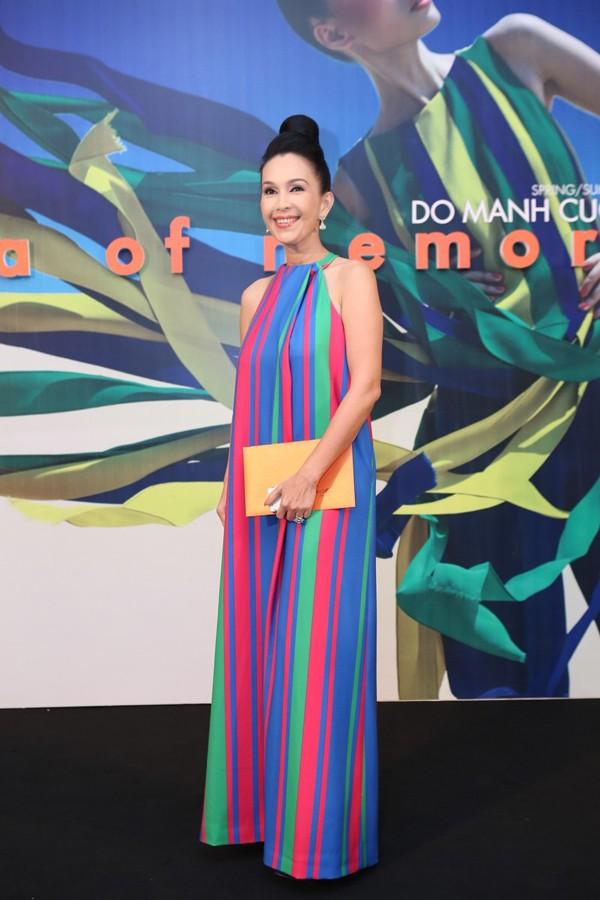 Hoa hậu Thu Thảo kiêu sa lấn át dàn mỹ nhân  - ảnh 12