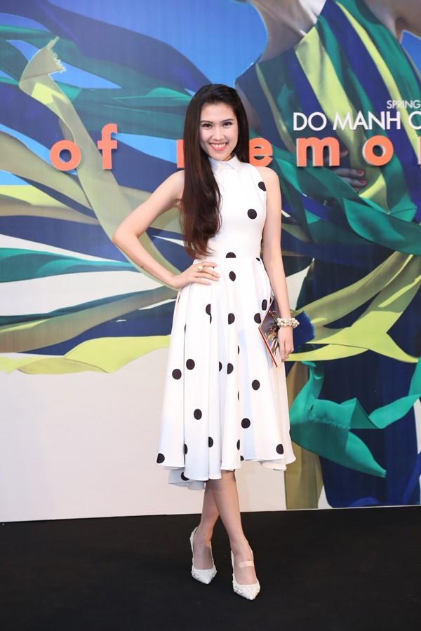 Hoa hậu Thu Thảo kiêu sa lấn át dàn mỹ nhân  - ảnh 10