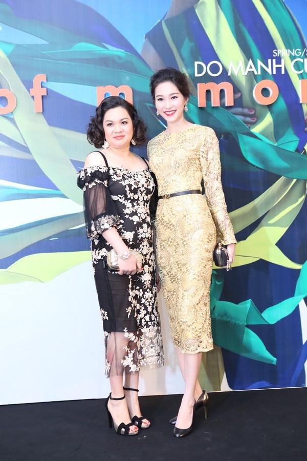 Hoa hậu Thu Thảo kiêu sa lấn át dàn mỹ nhân  - ảnh 5