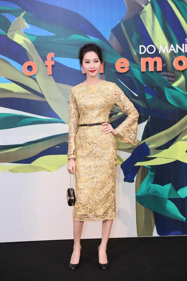 Hoa hậu Thu Thảo kiêu sa lấn át dàn mỹ nhân  - ảnh 4