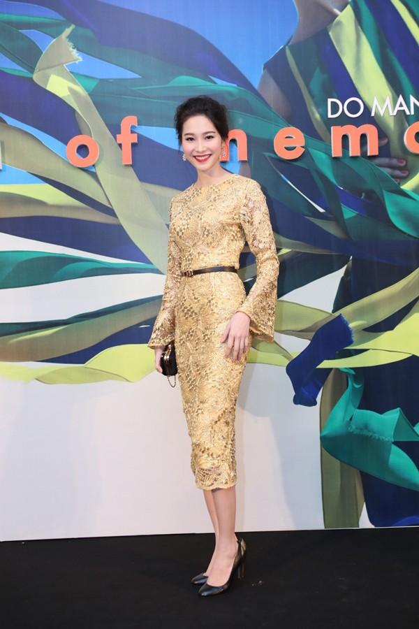 Hoa hậu Thu Thảo kiêu sa lấn át dàn mỹ nhân  - ảnh 2
