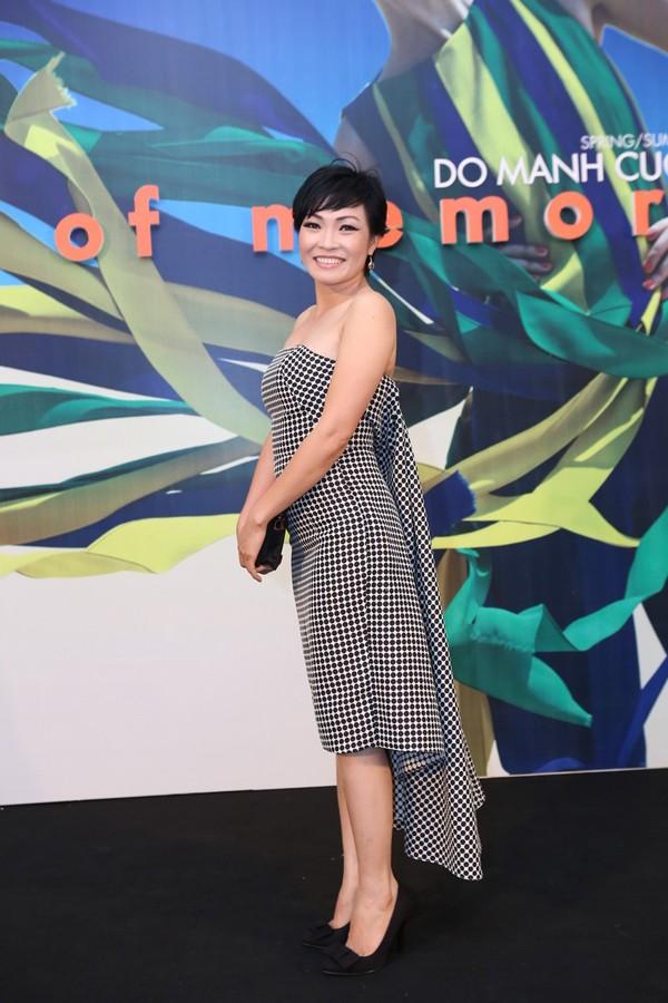 Hoa hậu Thu Thảo kiêu sa lấn át dàn mỹ nhân  - ảnh 7