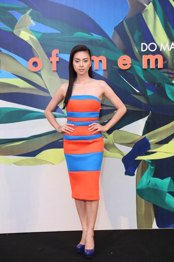 Hoa hậu Thu Thảo kiêu sa lấn át dàn mỹ nhân  - ảnh 15
