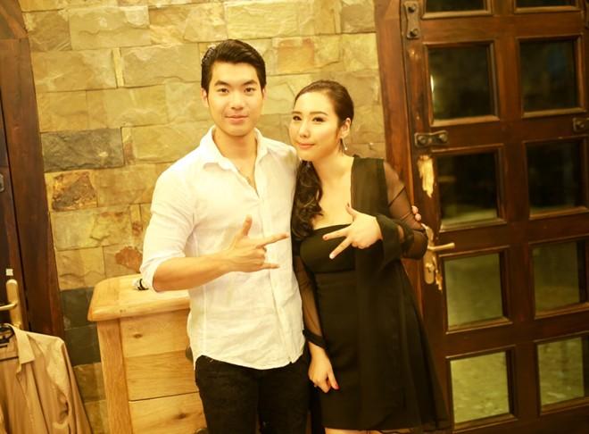 Trương Nam Thành tình tứ bên nữ nghệ sĩ violin Hàn Quốc - ảnh 10