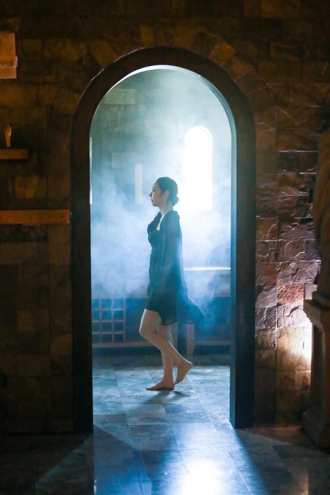 Trương Nam Thành tình tứ bên nữ nghệ sĩ violin Hàn Quốc - ảnh 7