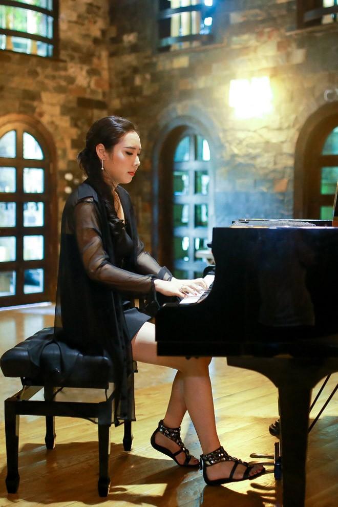 Trương Nam Thành tình tứ bên nữ nghệ sĩ violin Hàn Quốc - ảnh 8