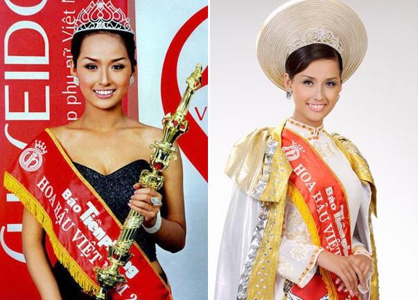 Những Hoa hậu làm rạng danh Việt Nam trên đấu trường quốc tế - ảnh 8
