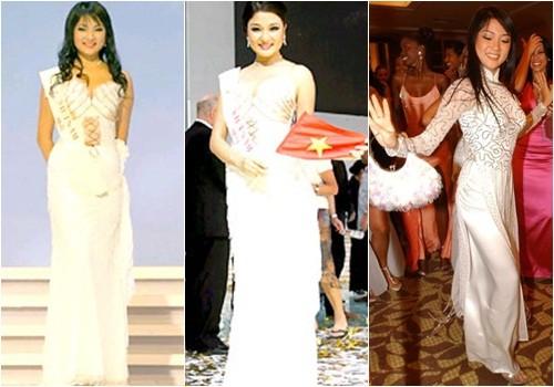 Những Hoa hậu làm rạng danh Việt Nam trên đấu trường quốc tế - ảnh 5