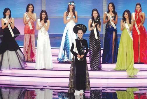 Những Hoa hậu làm rạng danh Việt Nam trên đấu trường quốc tế - ảnh 9