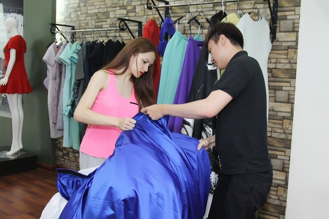 Hương Giang Idol chi trăm triệu cho trang phục biểu diễn - ảnh 2