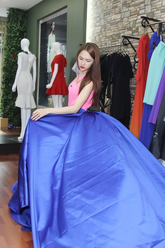 Hương Giang Idol chi trăm triệu cho trang phục biểu diễn - ảnh 3
