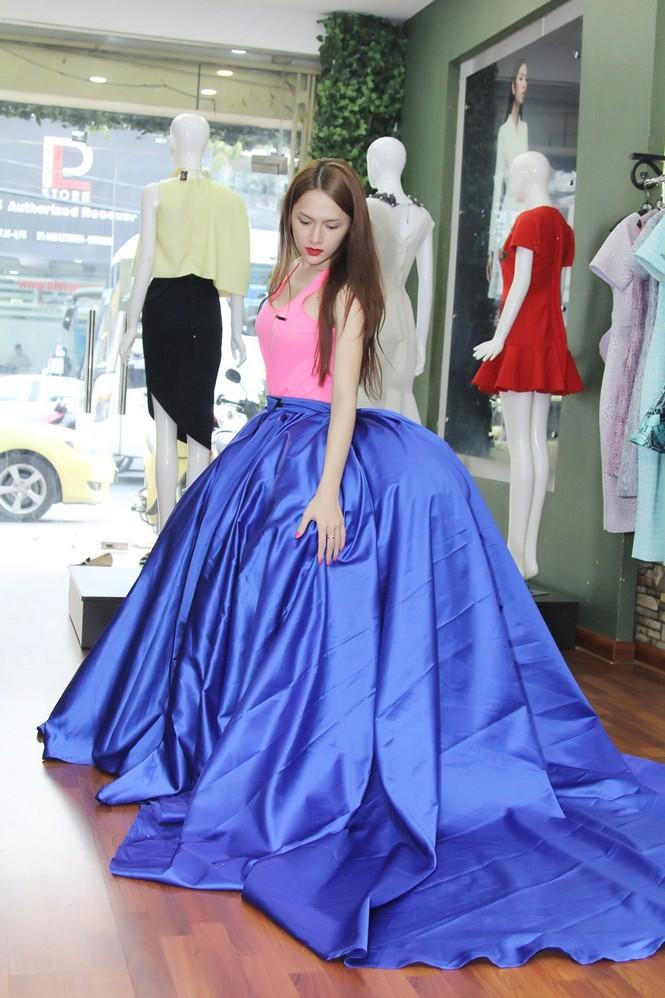 Hương Giang Idol chi trăm triệu cho trang phục biểu diễn - ảnh 5