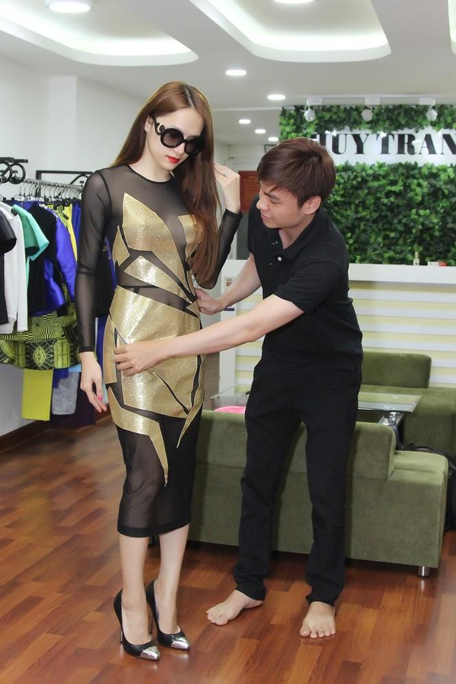 Hương Giang Idol chi trăm triệu cho trang phục biểu diễn - ảnh 6
