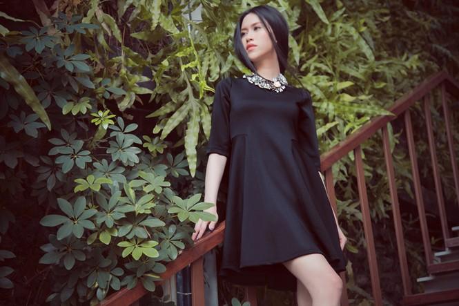 Hoa hậu Đông Nam Á Triều Thu khoe eo thon quyến rũ - ảnh 8