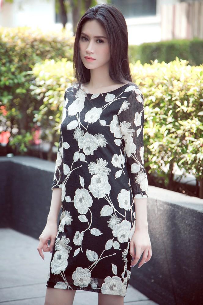 Hoa hậu Đông Nam Á Triều Thu khoe eo thon quyến rũ - ảnh 12